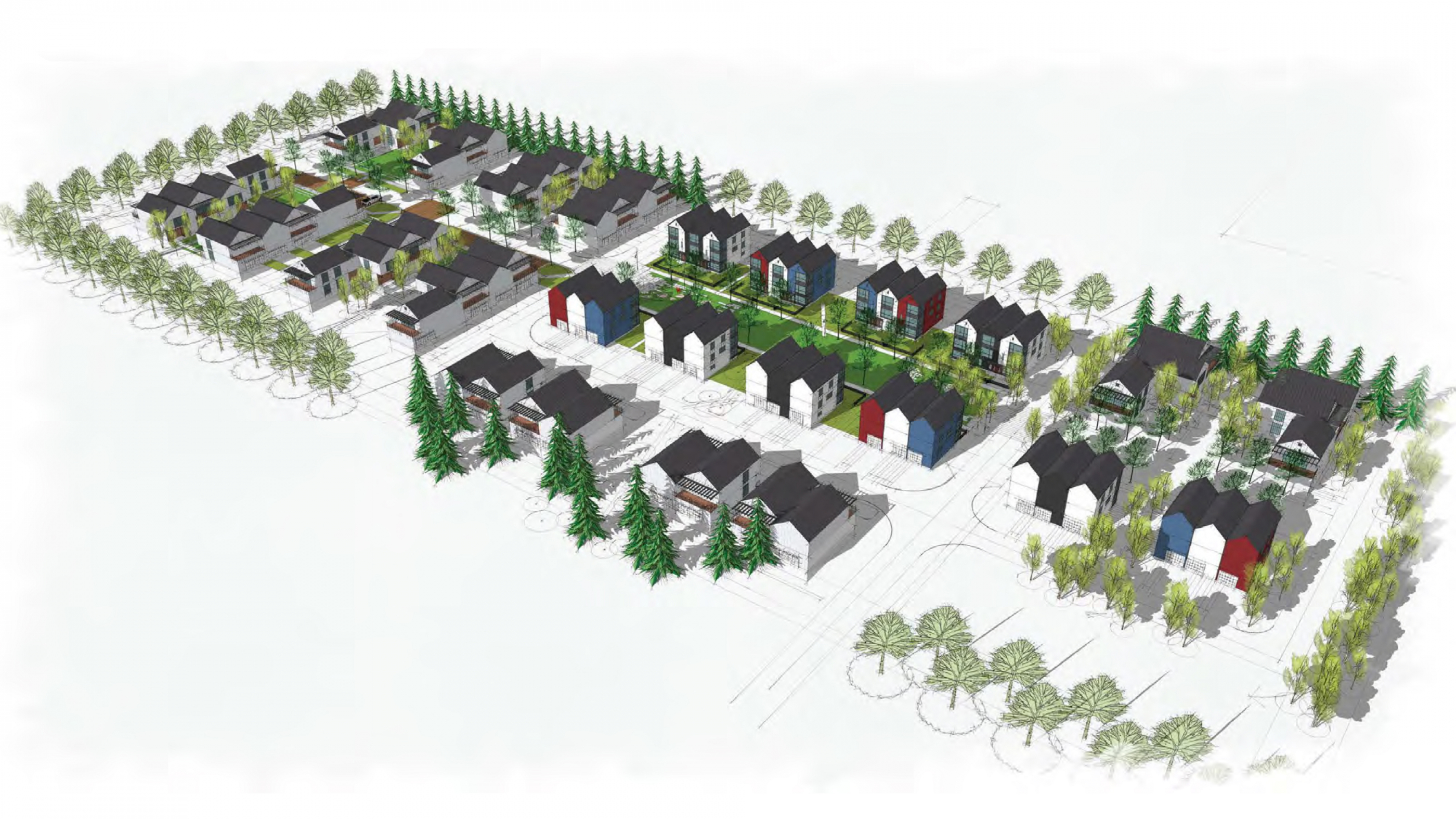Middlebrook Multi-Family Housing Concept